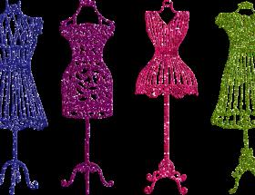 cortes de vestido