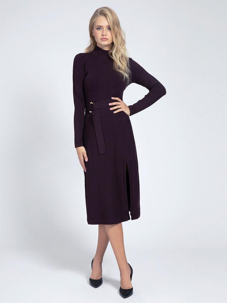 vestido largo otoño invierto Guess 2020 2021